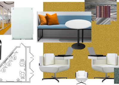 Study Room Floor Plan Design with Images at Liv+ Gainesville's Apartments Near UF