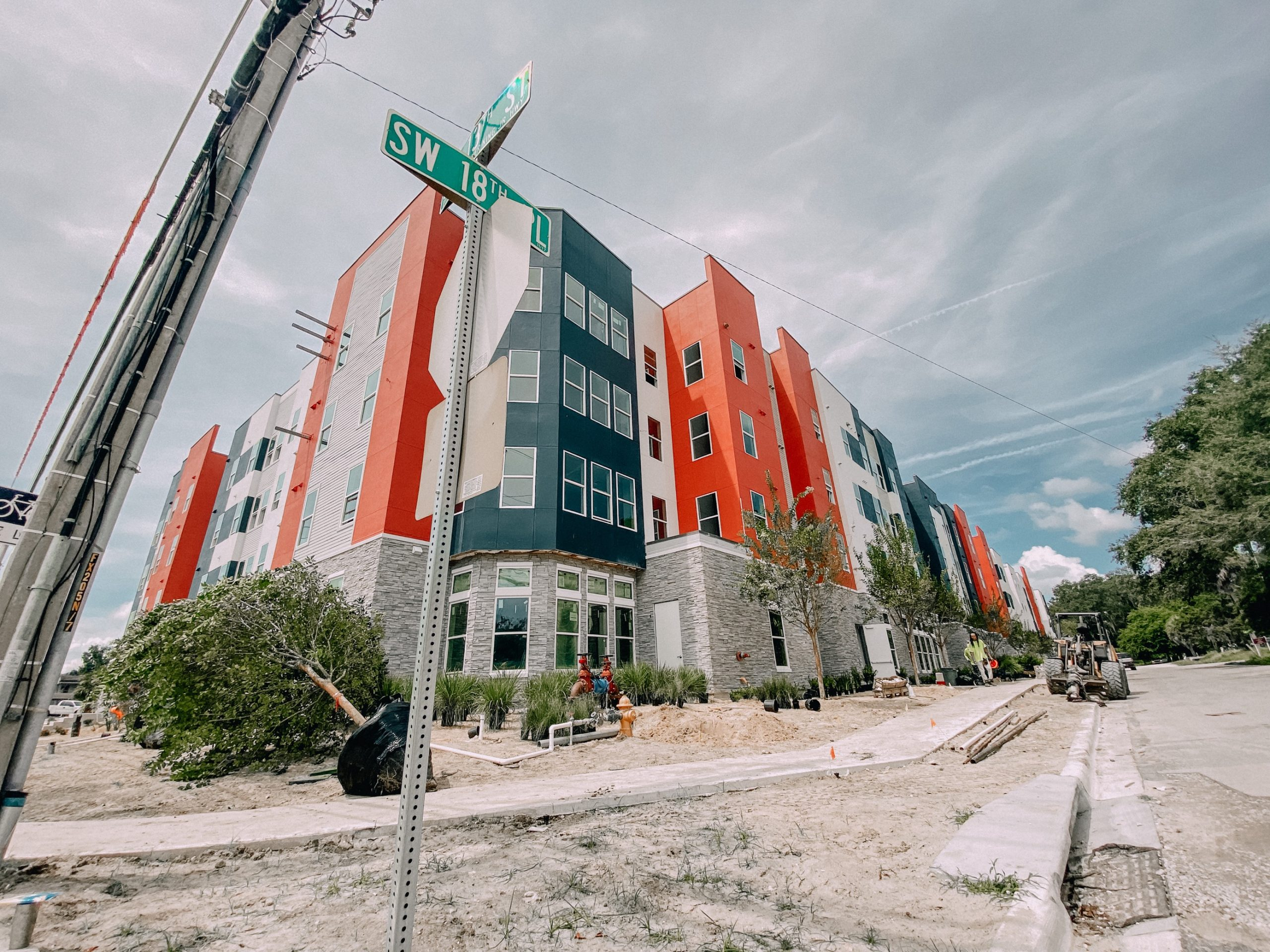 Street View of Liv+ Gainesville Apartments